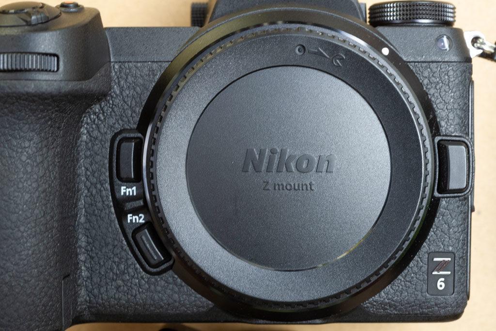 Nikon Z Bajonett - Nikon Z6 vs. D850