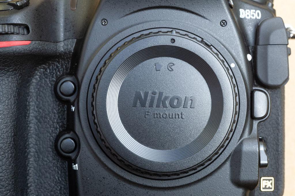 Nikon F Bajonett- Nikon Z6 vs. D850